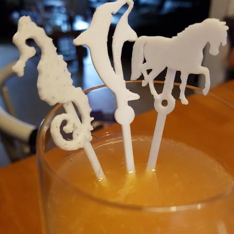 20170810_112459_LI.jpg Download STL file drink cocktail • 3D print template, catf3d