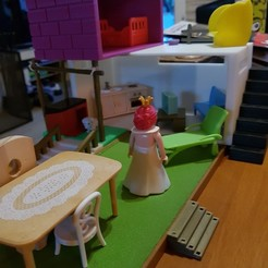 Download 3D printing designs playmobil studio, catf3d
