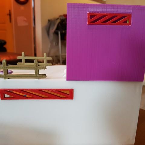 20181108_091040.jpg Download STL file playmobil studio • 3D print design, catf3d