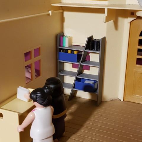 fichier imprimante 3d gratuit meubles et accessoires pour. Black Bedroom Furniture Sets. Home Design Ideas