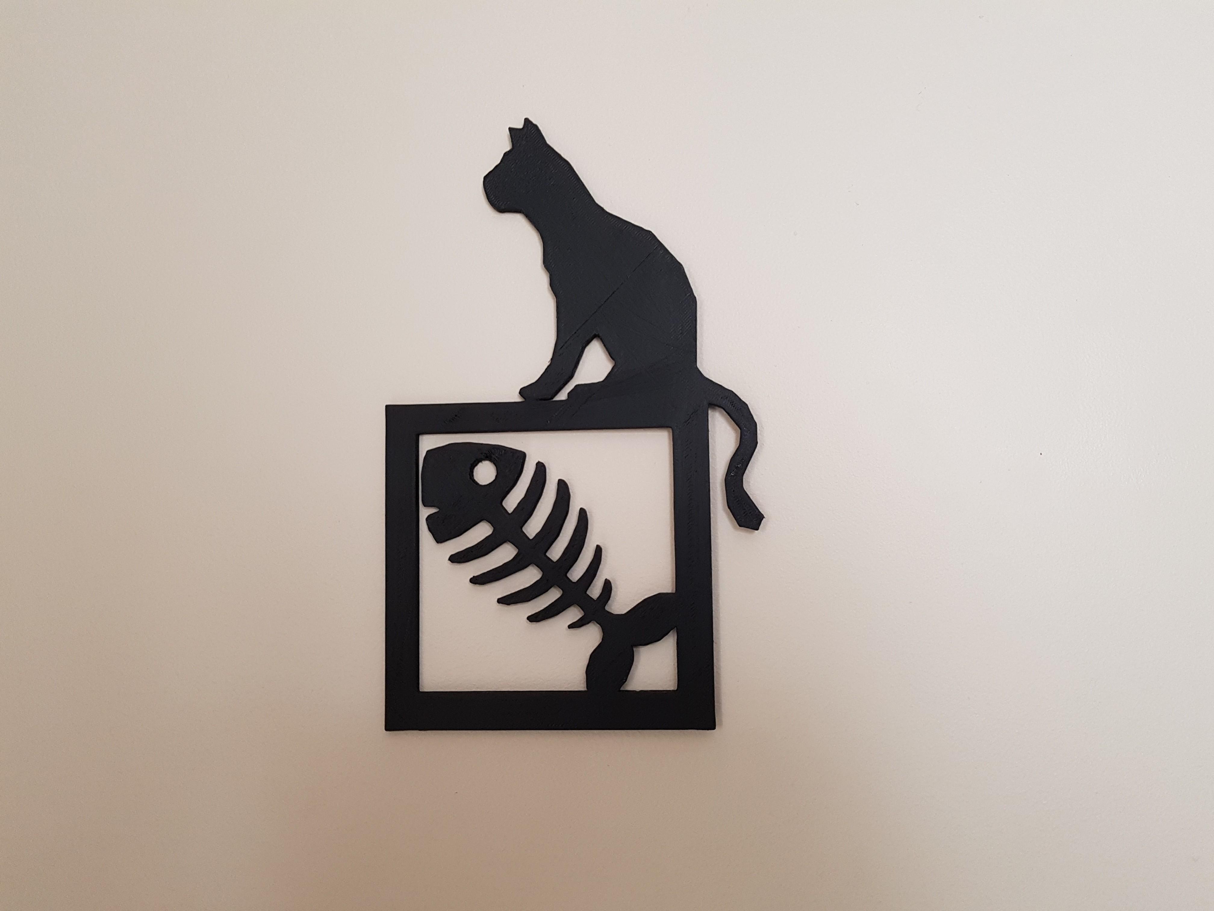 20180606_114447.jpg Download STL file cat pictures • 3D printable model, catf3d