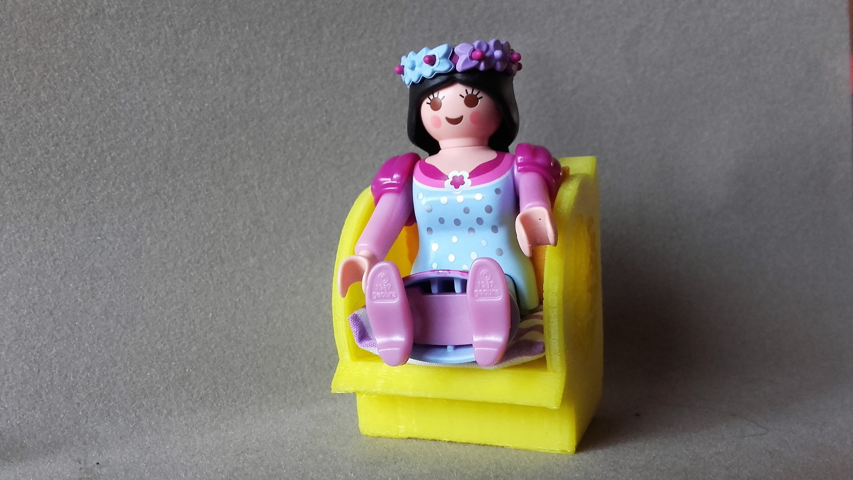 20170317_113914.jpg Download free STL file armchair for playmobil • Object to 3D print, catf3d