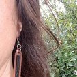 3D printer models EARRINGS POINT OF EXCLAMATION, catf3d