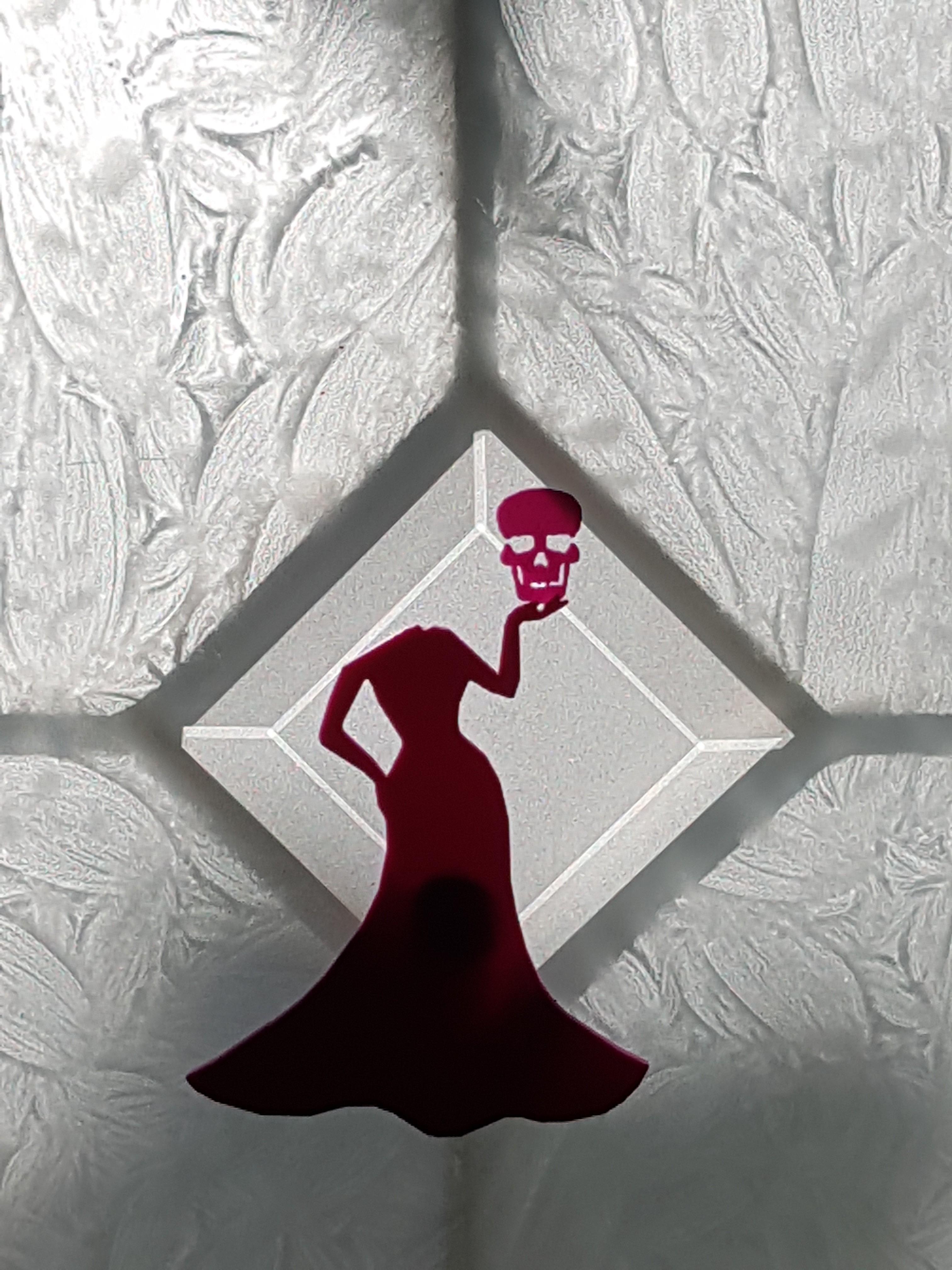 20180930_174913.jpg Download STL file Halloween (full of wall decoration) • 3D print model, catf3d