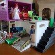 20181104_170123.jpg Download STL file playmobil studio • 3D print design, catf3d