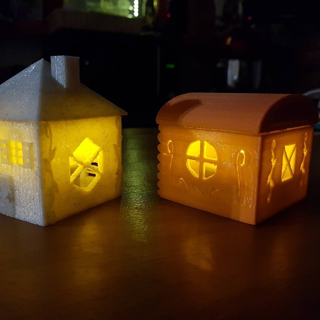IMG_20171119_130418_055.jpg Download STL file house (box and tealight holder and Christmas ball) • 3D printing object, catf3d