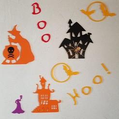3d printer designs halloween, catf3d