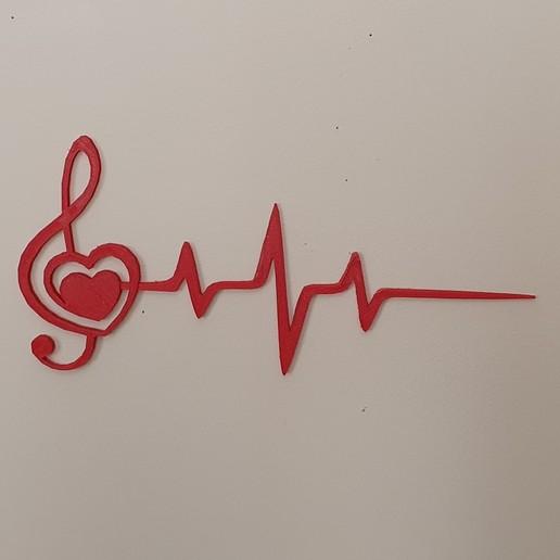 20200324_123514.jpg Télécharger fichier STL le battement de mon cœur 2 = 4 lignes de vie • Objet pour impression 3D, catf3d