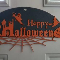 Impresiones 3D feliz Halloween, catf3d