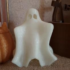 Download free 3D model Cute Hug Me Ghost, catf3d