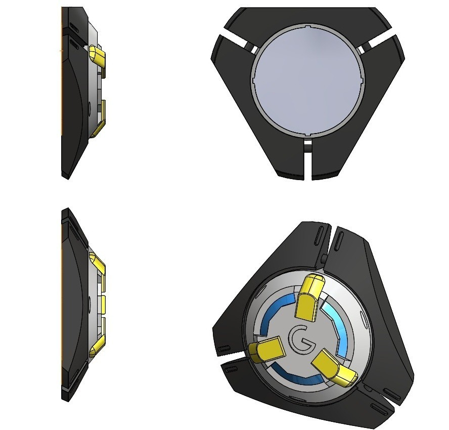 11111.JPG Download STL file Tracer pulse bomb. • 3D printable design, Cosple