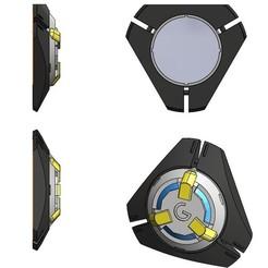 11111.JPG Télécharger fichier STL Tracer une bombe à impulsion. • Objet à imprimer en 3D, Cosple