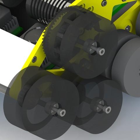 Untitled3.JPG Download STL file RC Speed Tank • 3D printable design, Bryant