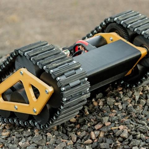 DSC_7444.jpg Download STL file RC Speed Tank • 3D printable design, Bryant