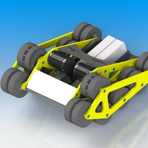 Untitled2.JPG Download STL file RC Speed Tank • 3D printable design, Bryant