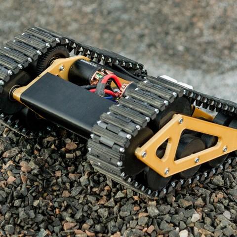 DSC_7442.jpg Download STL file RC Speed Tank • 3D printable design, Bryant