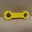 Free 3D printer model Cord Wrap, robinfang