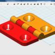 Impresiones 3D gratis Bisagra, robinfang