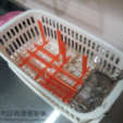 Free 3D print files Drainer Rack, robinfang