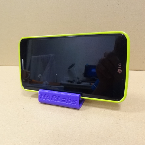 Download free 3D printing models Phone Stand, robinfang
