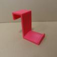 Download free STL file Partition Hanger • 3D printable model, robinfang