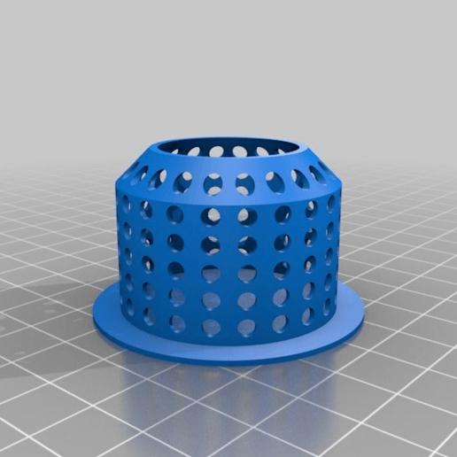 a3f570afd2b4684c71507f8bb4b6363b.png Download free STL file Aquarium planter • 3D printing design, Pator12