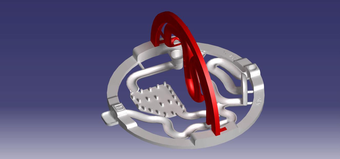 visuel 3D 2.jpg Download STL file 3D ball course • 3D printer template, LouD3D