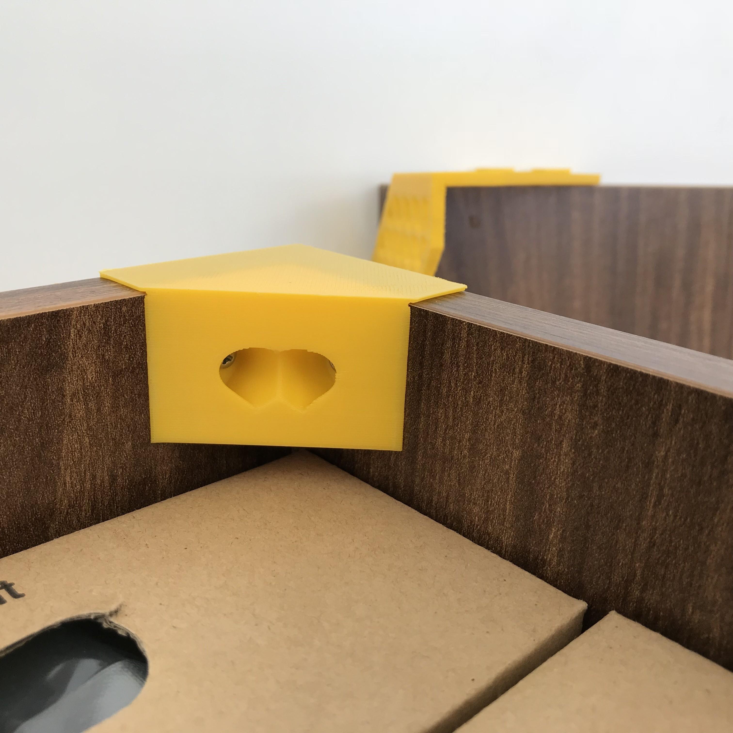 Mateus Machado_Cantoneira Trama _Print Mobi_05.JPG Download free STL file Furniture Cantoneiras Trama Print Mobi • 3D printing template, mateusmachado