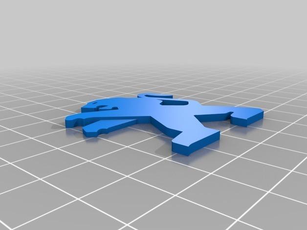 cd5d7c57ee8a820eed74ba429187078f_preview_featured.jpg Télécharger fichier STL gratuit Logo Peugot • Design pour imprimante 3D, olo2000pm