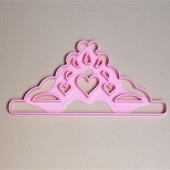 Download 3D printing templates cutter cutter crown cake crown, PatricioVazquez