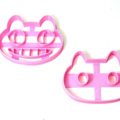 3D printer files cookie cutter seteven universe cookie cat cortante de galletas, PatricioVazquez