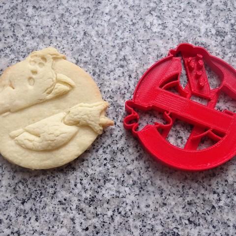 DSC04035.JPG Download STL file ghostbusters cookie cutter ghostbusters • 3D printable model, PatricioVazquez