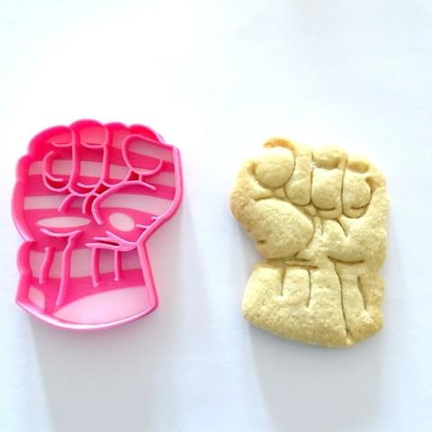 Télécharger STL biscuits à l'emporte-pièce à l'emporte-pièce en pâte à biscuits, PatricioVazquez