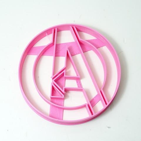 DSC04903.JPG Télécharger fichier STL gratuit à l'emporte-pièce Avengers à l'emporte-pièce • Modèle pour imprimante 3D, PatricioVazquez
