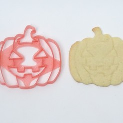 DSC05461.JPG Download STL file cookie cutters halloween pumpkin • Object to 3D print, PatricioVazquez