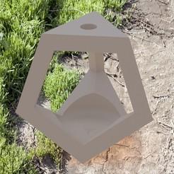 nid.JPG Télécharger fichier STL gratuit Bird feeder • Objet pour impression 3D, ClmentChupin