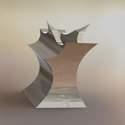 Untitled.JPG Télécharger fichier STL gratuit Artistic cigarets holder • Modèle à imprimer en 3D, ClmentChupin