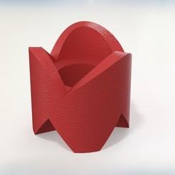 bougie.JPG Télécharger fichier STL gratuit Candle support • Design pour impression 3D, ClmentChupin