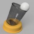 Capture d'écran 2017-11-28 à 18.44.59.png Download free STL file Beer Pong Cup / Trophy (3 Parts or single part) • 3D printable model, xTremePower