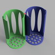 Tassimo v42.png Download free STL file Tassimo pod holder with infinite size • 3D printable object, xTremePower