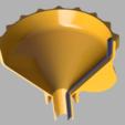 Descargar archivos STL gratis Embudo especial para atornillar botellas, xTremePower