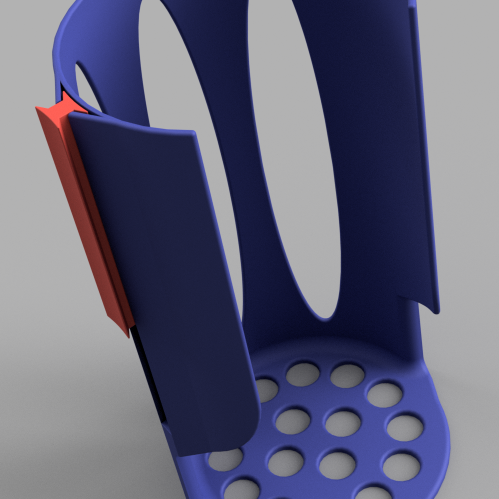 Tassimo v43.png Download free STL file Tassimo pod holder with infinite size • 3D printable object, xTremePower
