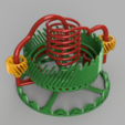 Download free STL file 3D Spirit: impossible gear that works! # 3DSPIRIT, xTremePower