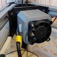 Free 3D model Ultimate Cooler for Nema 17 Stepper motor for 40mm++, xTremePower
