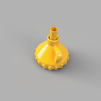 Free 3D printer model Special funnel to screw on bottles, xTremePower