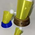 Capture d'écran 2017-11-28 à 18.45.03.png Download free STL file Beer Pong Cup / Trophy (3 Parts or single part) • 3D printable model, xTremePower
