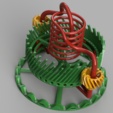 Free 3d printer designs 3D Spirit: impossible gear that works! # 3DSPIRIT, xTremePower