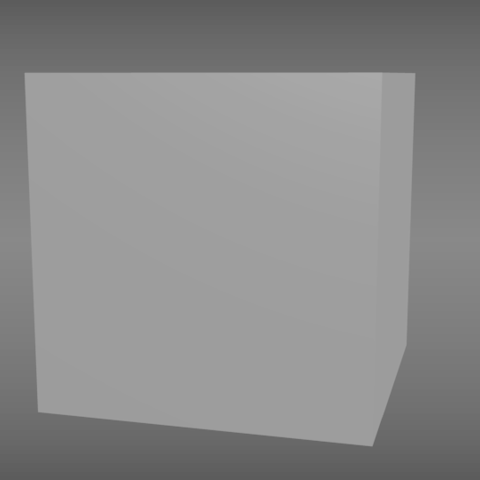 Download OBJ file Simplicity square box • 3D printable template, Didact