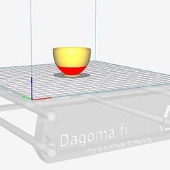 Download free STL Egg cup - Egg cup - Egg - House - Kitchen, SolutionsDesign