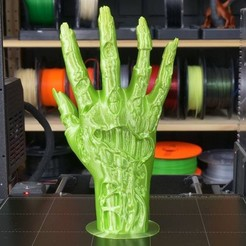 Download STL files Zombie Hand, FotisMint